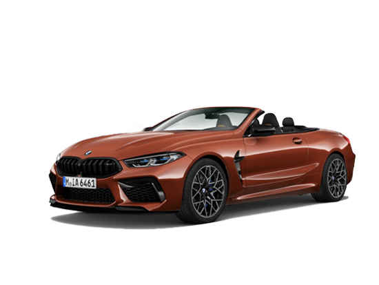 BMW M8 CABRIO COMPETITION