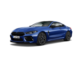 BMW M8 COUPÉ COMPETITION