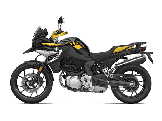 BMW MOTORRAD NEW F 750 GS ÉDITION 40 ANS GS