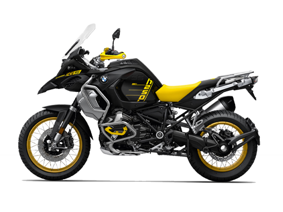 BMW MOTORRAD NEW R 1250 GS ADVENTURE 40 ANS EDITION GS