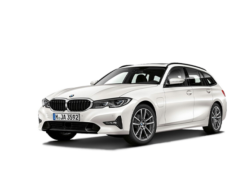 BMW NOU SERIE 3 TOURING híbrid endollable