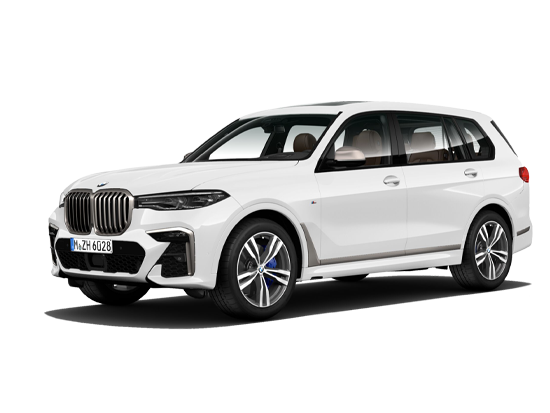 BMW X7 M50I AND M50D